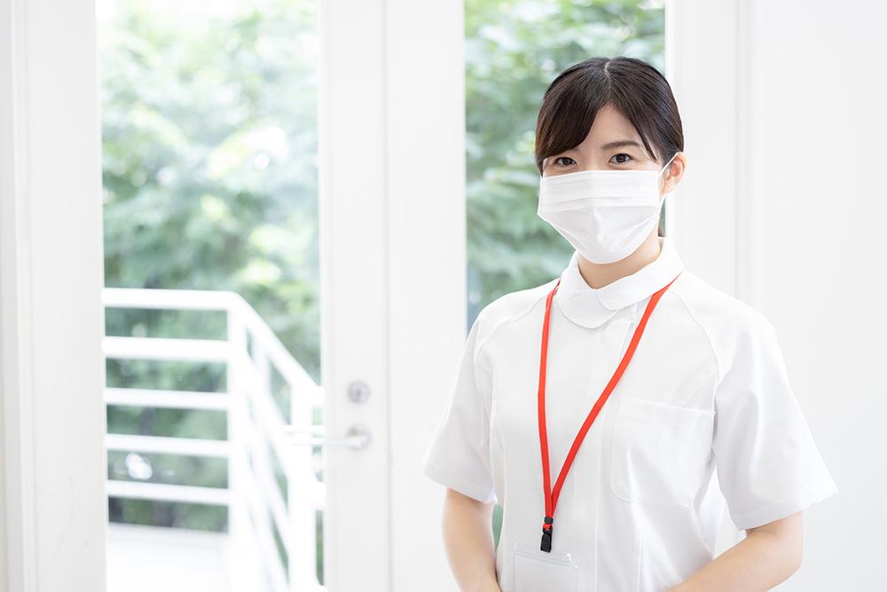 病院スタッフの取り組み